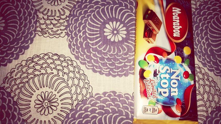 Marabou Candy Time Non Stop  Sweden