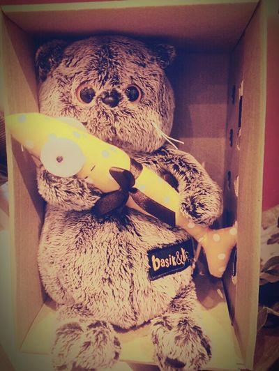 Valentines Cat Toy Present Barsik I❤️Cat Ekb