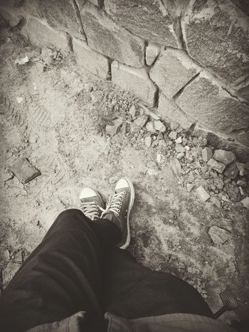 Alone Sneackers Legs