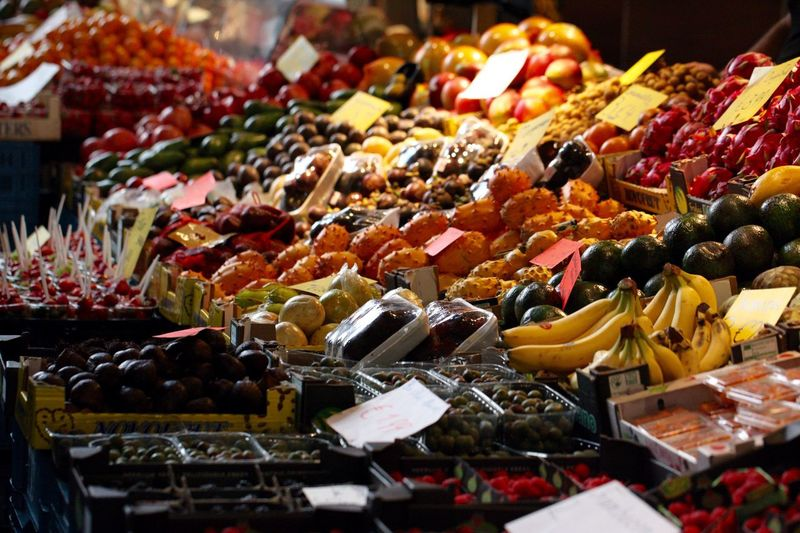 Healthy choices. Retail  Variation Choice Food For Sale Food And Drink Market Stall Market Freshness Abundance Healthy Eating Sweet Food Fruit