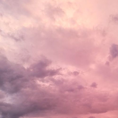 Beauty In Nature Nature Pretty Sunset Space Backgrounds Pink Color Blue Sky Only Textured  Multi Colored Abstract Full Frame Fluffy Cumulus Magenta Heaven Moody Sky Abstract Backgrounds