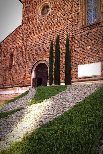 Giardini di Natale, Faenza Christmas Cypress Church Faenza