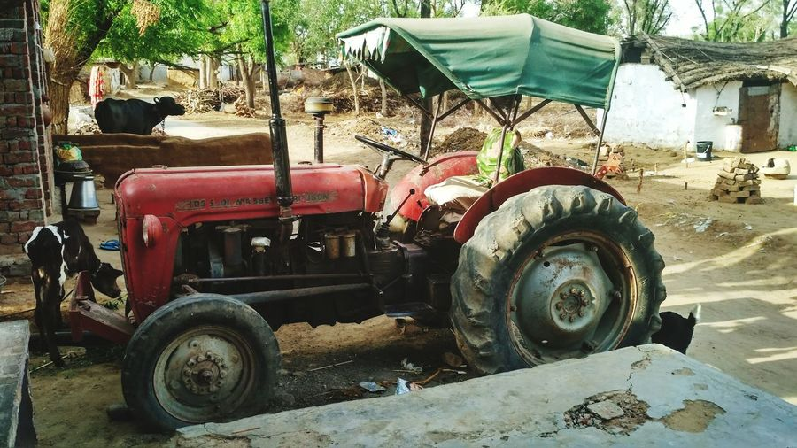 Tractor Land