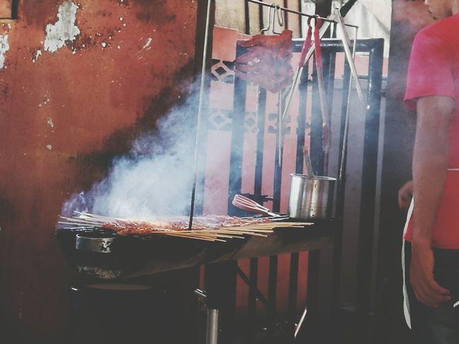 Streetfood Food Smokey