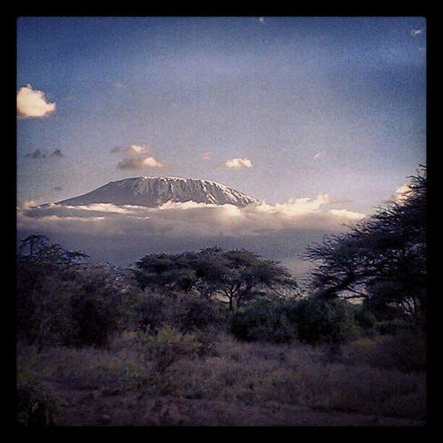 Kilimanjaro Kenyanside