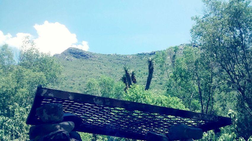 Kilometros a la memoria Camping Asador Bustamante, Nl, México.