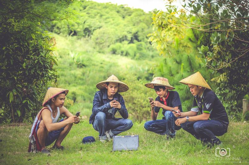 Hanging Out That's Me Hello World Hi! LaoStyle ບຸນຜີໂຂນ ເມືອງປາກລາຍ Laos Summer ☀ Single ♥ Bank Mini'boy Enjoying Life Hot Day Famer Cornfield