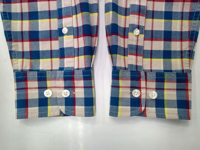 how to make shirt Plaid Fashion Fashion Photography Fashion Industry Shirt Button Down Shirt Garment Design Garment Factory How To Measure Cuffs Pattern Multi Colored Close-up Fabric Textile Clothesline Textile Industry Textile Factory Clothes Button Detail Fashion Designer