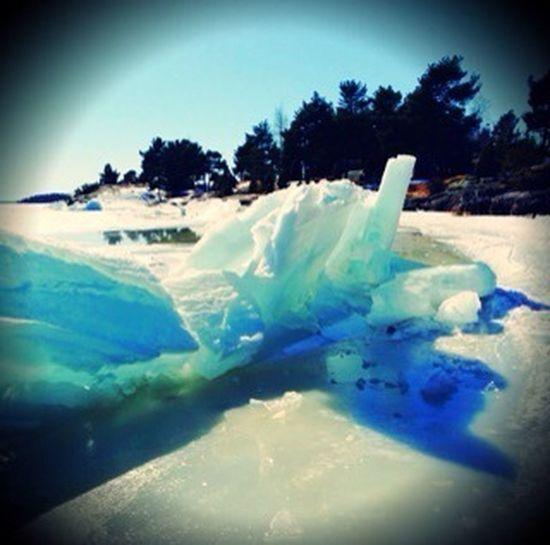 Ice Strukture