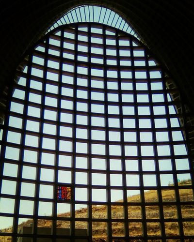 architecture built structure indoors window travel destinations arch day no people low angle view sky