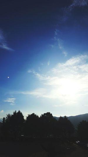 Clouds Sun Sky Clouds And Sky Sunshine Moon