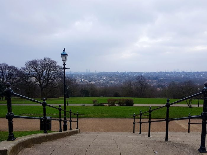 Winter Alexandra Palace London Cloud - Sky Outdoors Day No People
