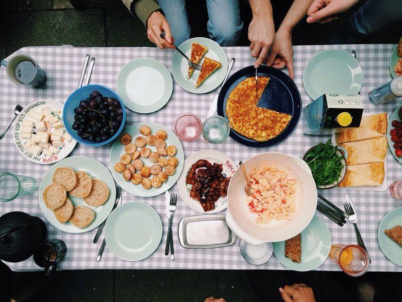 Sunday morning ritual. Brunch Food Porn The EyeEm Breakfast Club Morning Rituals Brunch Around The World