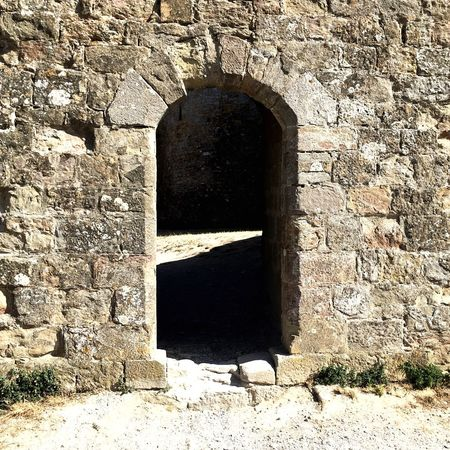 Door Carcassonne Medieval Castle Timbearlake