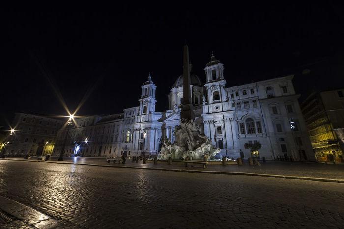 PiazzaNavona Roma EyeEm Best Edits Urban Architecture