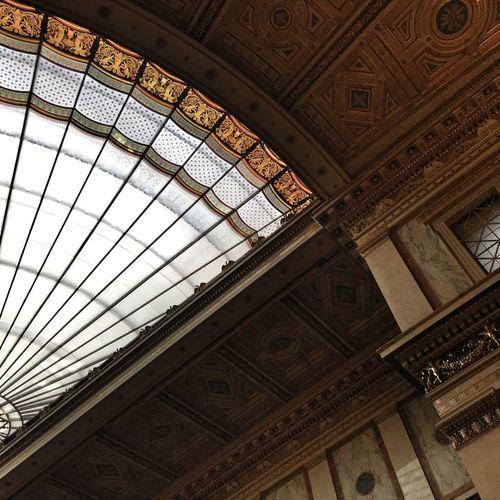 Inside The Parlament Politics Democratic Architecture Democracy Glass Ceiling