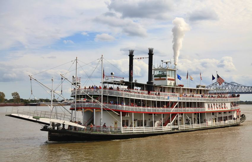 Natchez Steaks Sternwheeler