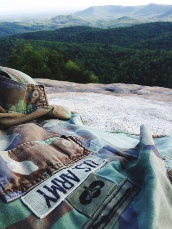 Army Rangers Mountains And Valleys