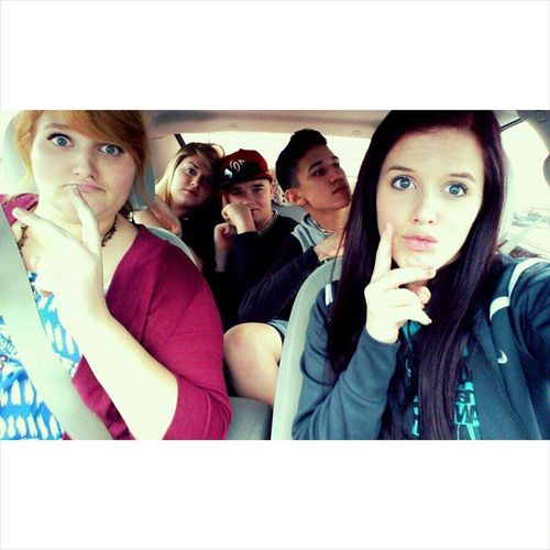 Loved hanging out with these people! :) MallDay Bestcarrideever