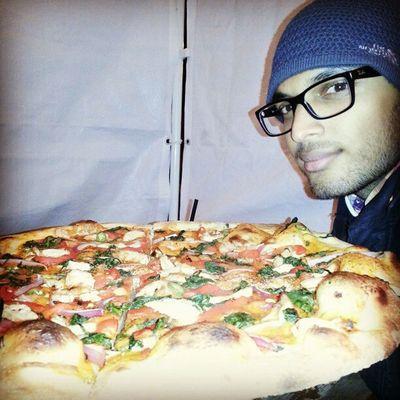Anyone say pizza?
