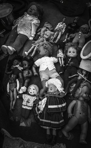 Scary Dolls Doll Photography Streetphotography Streetphoto_bw Street Photography Germany Deadbody Secondhand Doll Trippin' Trippy Blackandwhite Bnw Frightened  Blackandwhite Photography Black Gray Toy Toys Dead Girl Corps Playground Bodys
