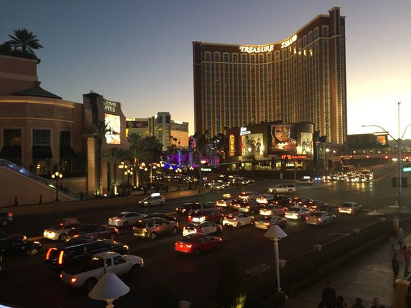 Vegas Baby Night Photography