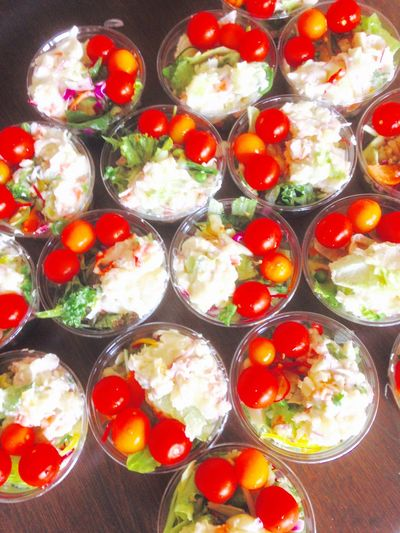 Visual Feast Tomato Salad Food And Drink No People Food Healthy Eating Variation Vegetable Indoors  Freshness Greek Food Feta Cheese Ready-to-eat Close-up Day Black Olive