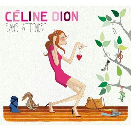 """This French album is about my jam espesially """"Parler À Mon Père"""" and """"Qui Peut Vivre Sans Amour"""" SansAttendre Celinedion Bestsellingfemalealbum"""