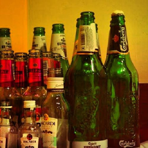 Beer Let 'spartyComeonfriends Tonignt