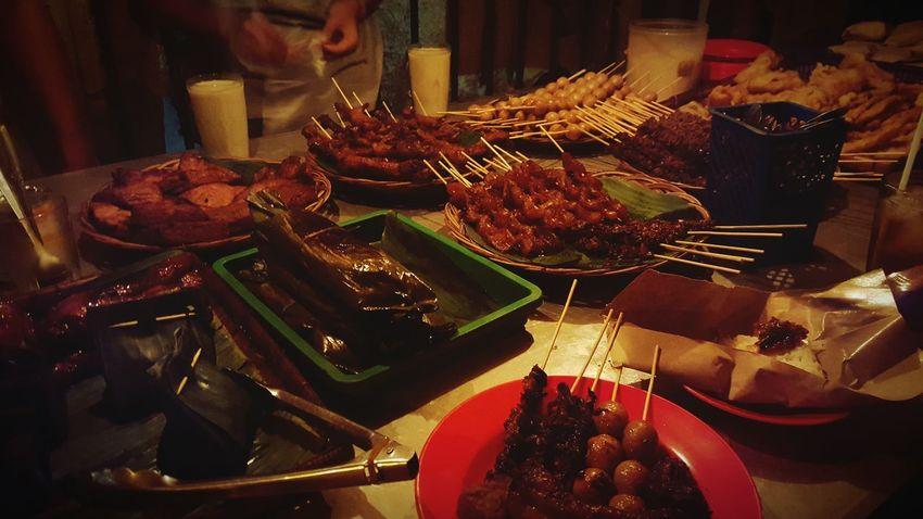 Jakarta Angkringan Taste Angkringan Delicious Burning