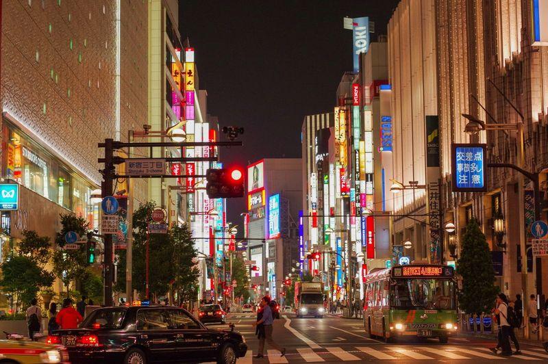 Shinjyuku 3 ISETAN Tokyo Street Photography
