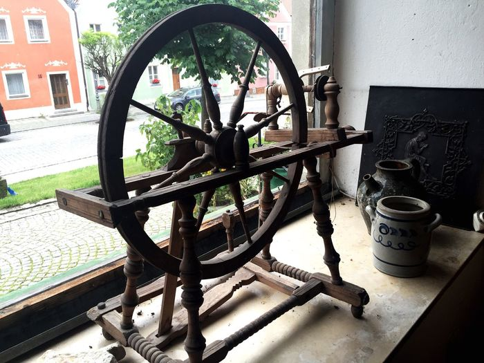 Velburg, Germany Spining Wheel Germany