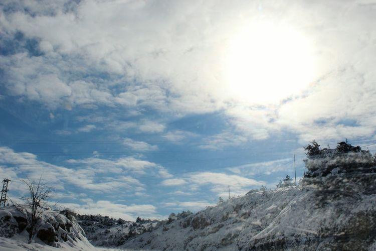 Kış Snow