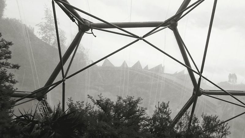 Geometric Shapes The Eden Project Phoneography Sony Xperia Z3