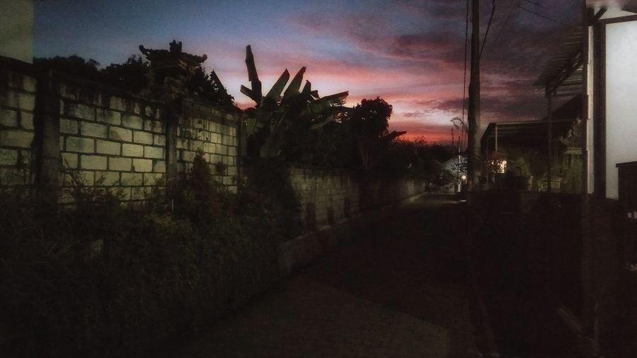 Sunset Sky No