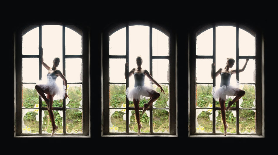 beauty and decay Abandoned Backlight Backlit Ballerina Ballet Ballet Dancer Ballett Beauty Beauty Of Decay Broken Window Dance Dancer Dancing Decay Female Girl Light And Shadow Lost Places Shadow Tutu Urban Window Woman