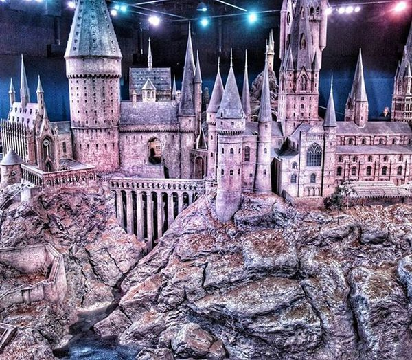 Hogwarts en Harrypotter Wbstudioslondon Photo Trippy Travel Viajes