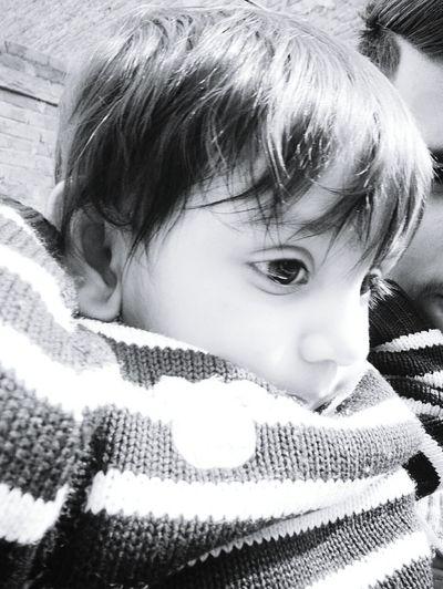 Child Headshot Cute Close-up Day Childhood Innocence 😘😍sweetttnyaaaaa