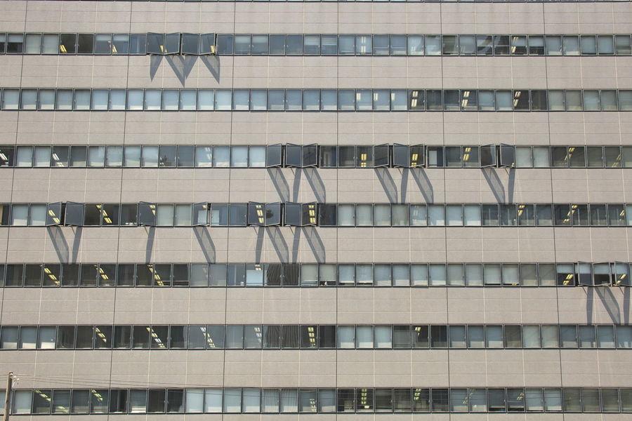 エコ Windows Window View Eco Ecology Capture The Moment From My Point Of View Japan Photography OSAKA EyeEmNewHere City LifeThe Street Photographer - 2017 EyeEm Awards Landing The Great Outdoors - 2017 EyeEm Awards The Architect - 2017 EyeEm Awards