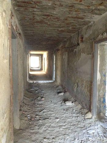 Damaged Indoors  Old