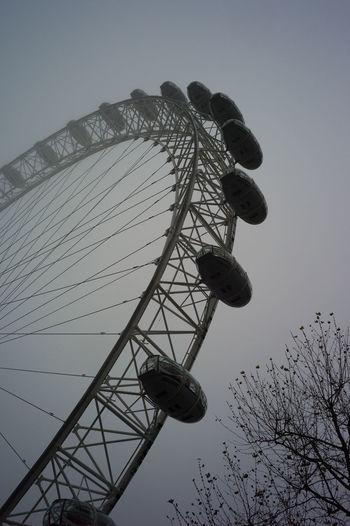 London eye and