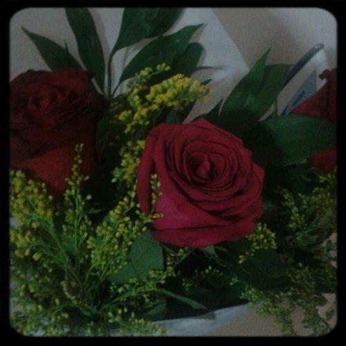 Kırmızının büyüsü ♥ Miskokulucicekler Flowers