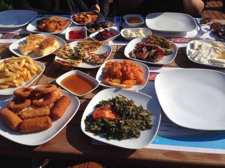 Trabzon Turkey Breakfast ♥
