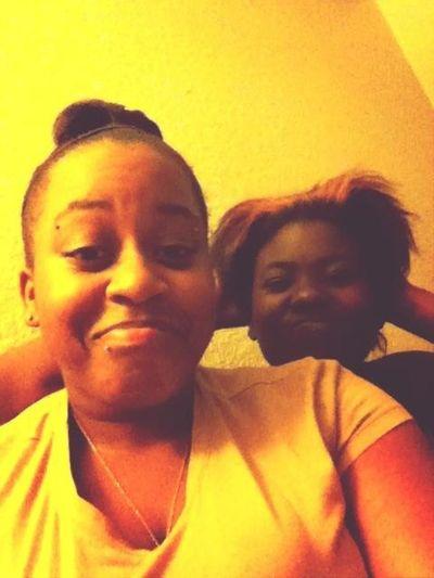 Me & Le Wifey !