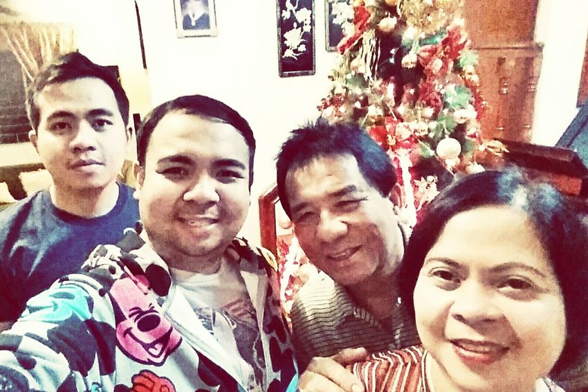 Its imperative that we welcome the new year together as a family in our home. NY parties can wait, Im in familial duty until 1am. Haha!!! Welcome2015 Familyfirst