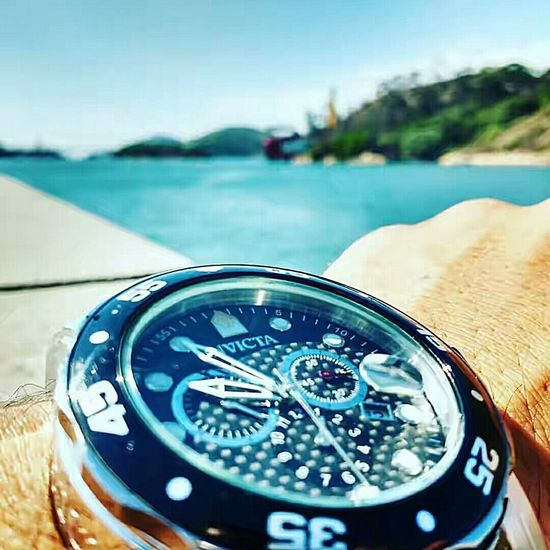 Invicta Time Clock Nature G4plus Peace ✌
