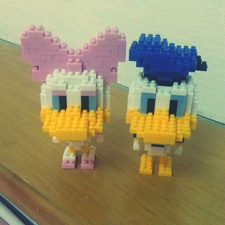 Disney DisneyWorld Donald Duck Daisy Duck