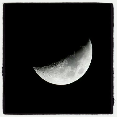 dslr moon NY Skyporn DSLR Newyork Nightsky Moon