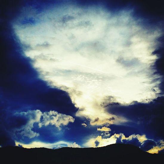 Sky Taking Photos Apocalyptic 1shot