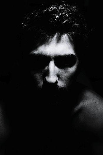 Blackandwhite Portrait Horror Portrait Horror Photography Horror Nakedhuman Adult People